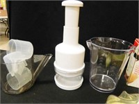 Kitchen & Baking Items; Assorted