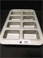 Bakeware; Silicone Mold; (3)
