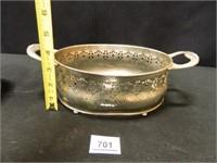 Casserole Dish w/metal holder