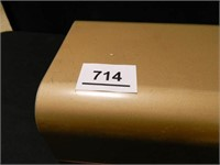 "Metal Case; 5¼"" x 18"" x 8"" h."