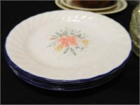 Glassware; Bowls; Butter Dishes