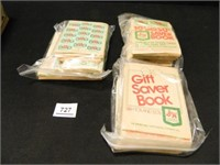 Green Stamps & Top Value Books