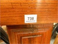 Queen Size Headboard; Wooden
