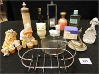 Avon Items; Figurines; Cologne