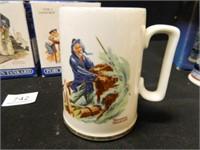 Long John Silver's Mugs; Avon Mugs