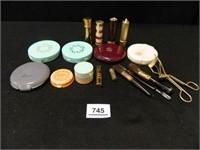 Make-up Compacts; Lipstick