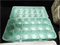 Egg Cartons; 40 plus