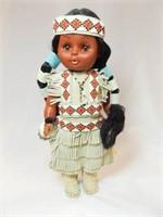 Carlson Cherokee Chief, Princess Dolls