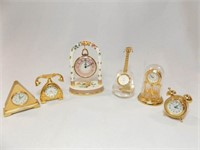 Small Clocks, Variety (6)