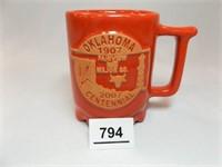 Frankoma Fairview, OK Mug