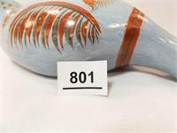Ceramic Duck, Painted, Mexico