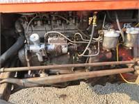 Massey Ferguson 35 Wheel Tractor