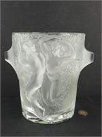 Seau à glace Lalique France -