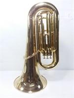 Tuba Yamaha YBB105, étui