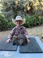 Okanogan Fur and Feather Auction 2020
