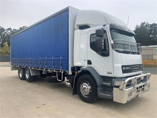 2013 DAF LF55.280 - Trucks for Sale