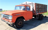 1958 Ford F-600 TK (view 2)