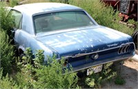 1968 Ford Mustang (no title/parts car)