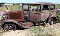 1931 Buick Car Body (no title/parts car) view 2