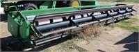 John Deere 930 Grain Platform, 30' (view 2)