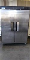 Turbo Air Ss 2 Door Refrigerator