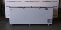 Avantco 2 Door Freezer