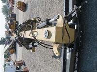 Land Pride Hydraulic 6 Way Angle Blade