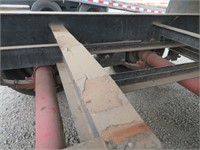 (DMV) 2007 PJ Gooseneck Tilt Deck 8' x 20' Dump Tr