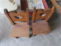 DOLL CHAIRS