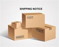 THIRD PARTY SHIPPING INFO