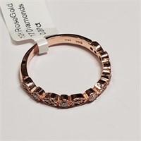 $2105 10K  Diamond(0.27ct) Ring