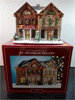 The Village Collection by St. Nicholas Square P