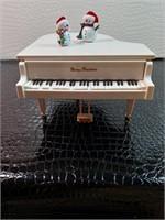 Favorite Things Dancing Snowman on Musical Piano