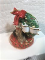 The Danbury mint 2006 annual yorkie ornament