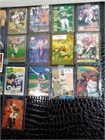 Assorted Baseball, Basketball, and Football Cards