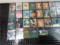 Assorted MLB, NBA, NFL Cards