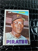 Pittsburgh Pirates' Bob Veale Topps Trading Card