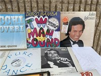 Lot of assorted records