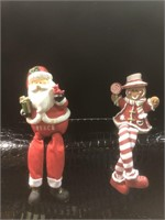 Lot of Christmas decorative items