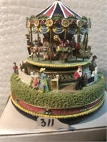 The Carousel Comes to Town an Exclusive creation