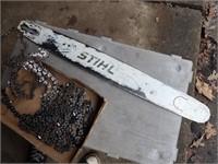"""chainsaw saw chains & 24"""" Bar"""