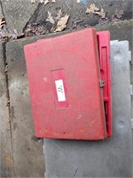 Lock set drill kit