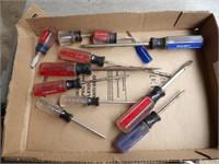Husky screwdrivers