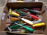 screwdrivers - assortment
