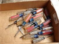 Craftsman screwdrivers