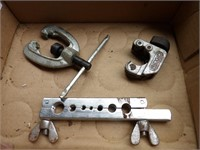 plubing tools - flare tool, cutters etc
