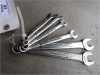 Craftsman combinaion wrenches - metric