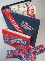 Collection complète Parkhurst 1956-57