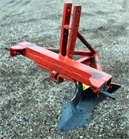 Ditcher, 3-pt.  NOTE: This item will be sold at live auction, however absentee bids can be placed if you are unable to attend the auction. More details & pictures can be viewed by clicking the catalog tab and view Lot #24.