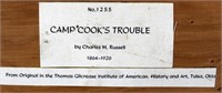 """Charles Russell """"Camp Cooks Trouble (view 2)"""